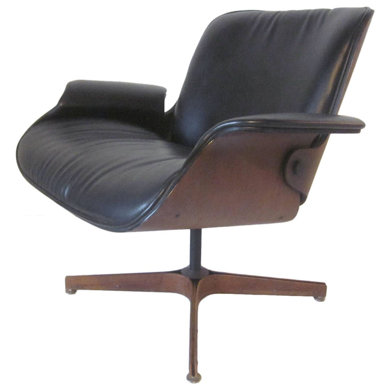 George Mulhauser, Plycraft Low Lounge Chair