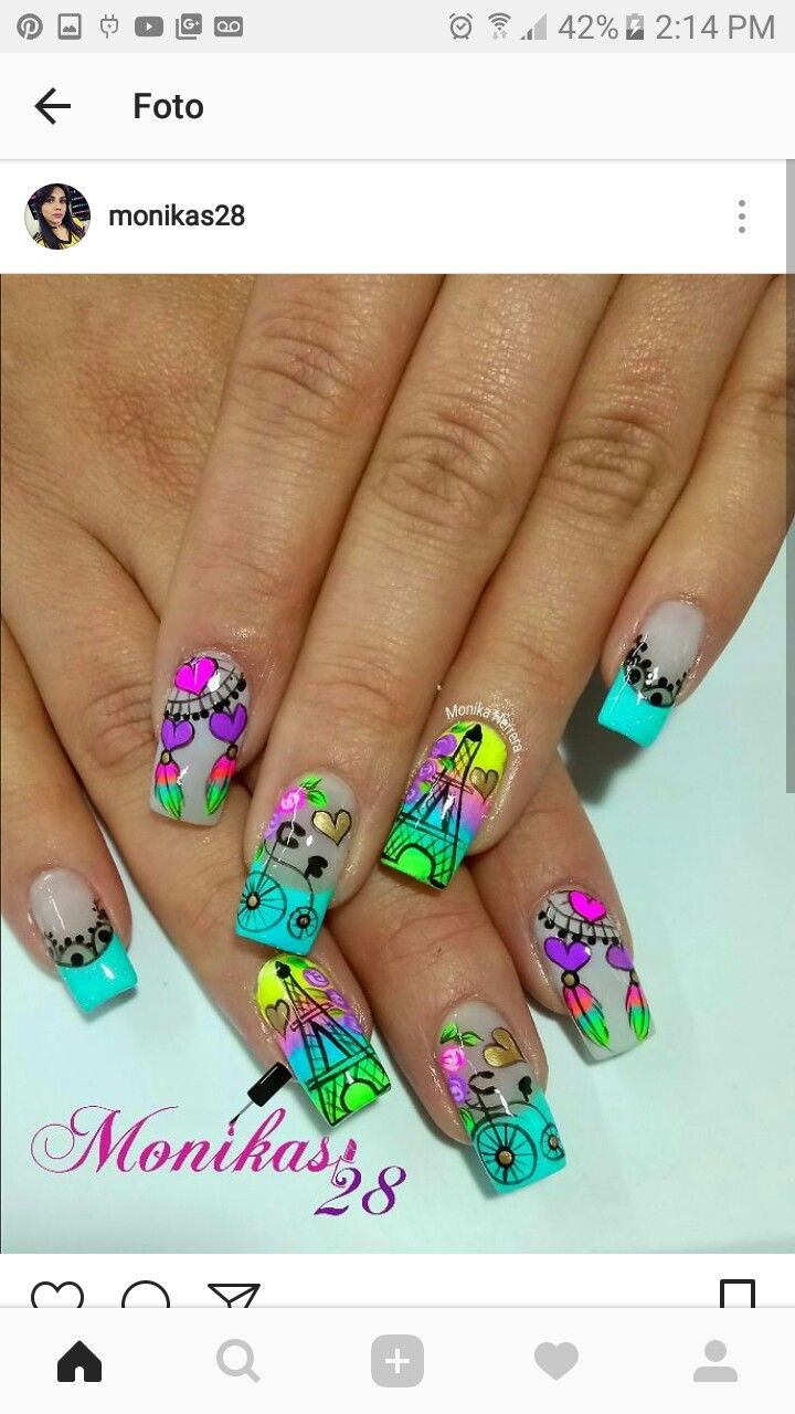 Pin By Zoraya De On Zoraimy Caras Pinterest Nails Manicure And
