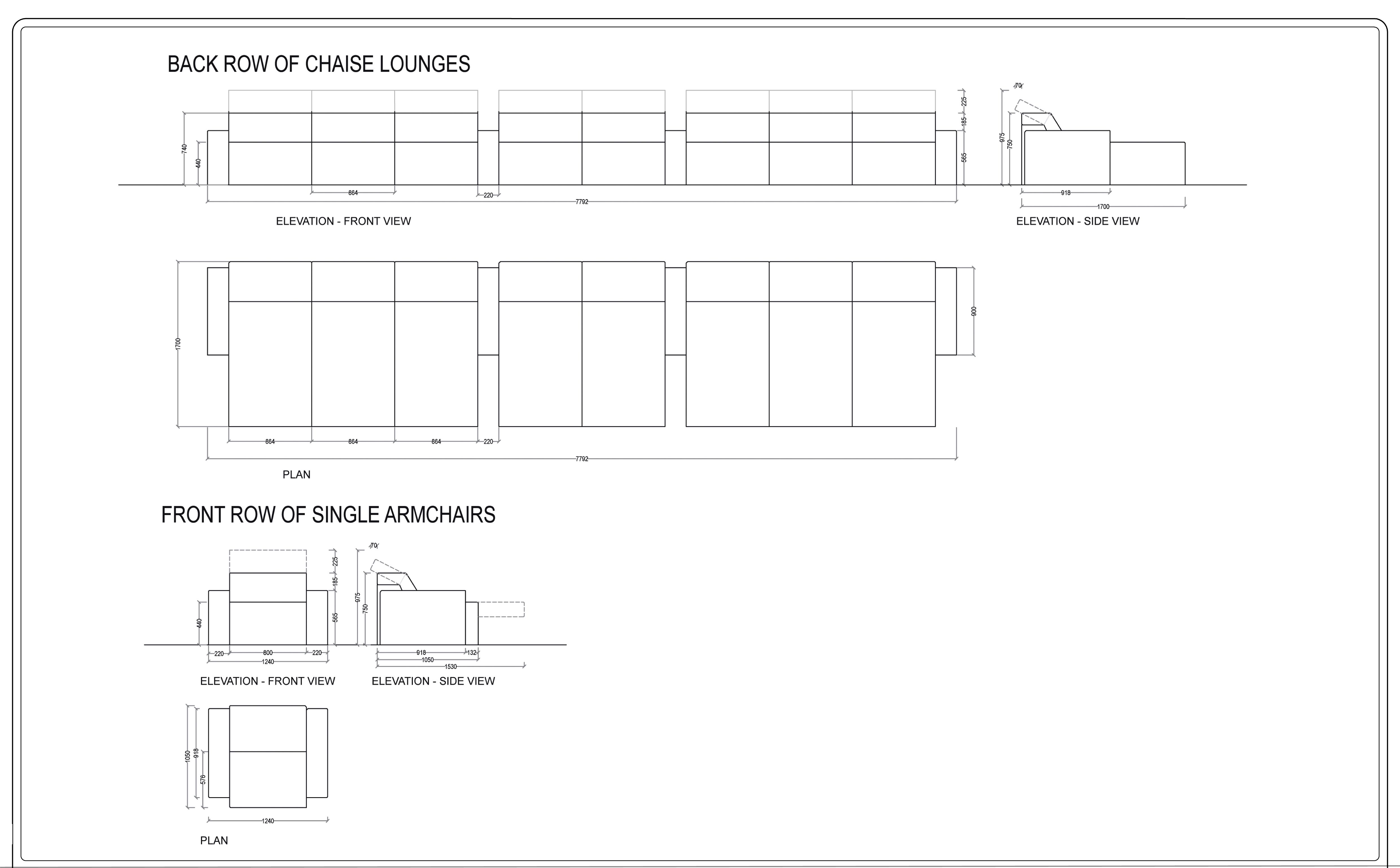 cinema technical drawings, home cinema design, home theatre design ...