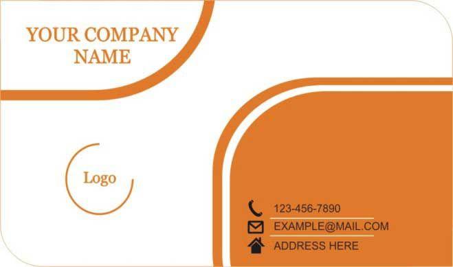 Visiting Card Design Cdr File Free Download Fresh Business Cards