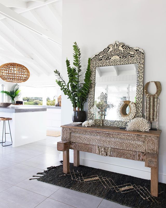 I M Still In Love With This Cabinet And Mirror It Makes For The