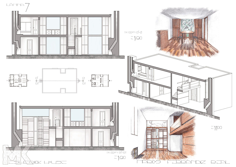 Markitecto » ESHERICK HOUSE | e | Pinterest | Esherick house, Louis ...