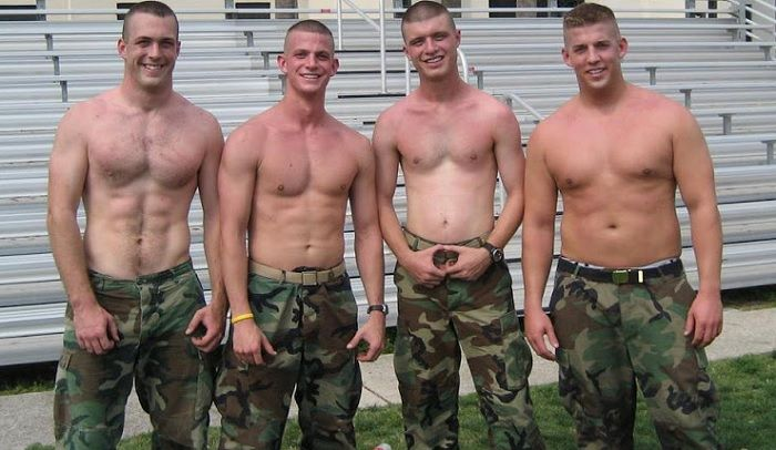 male military pic Gay