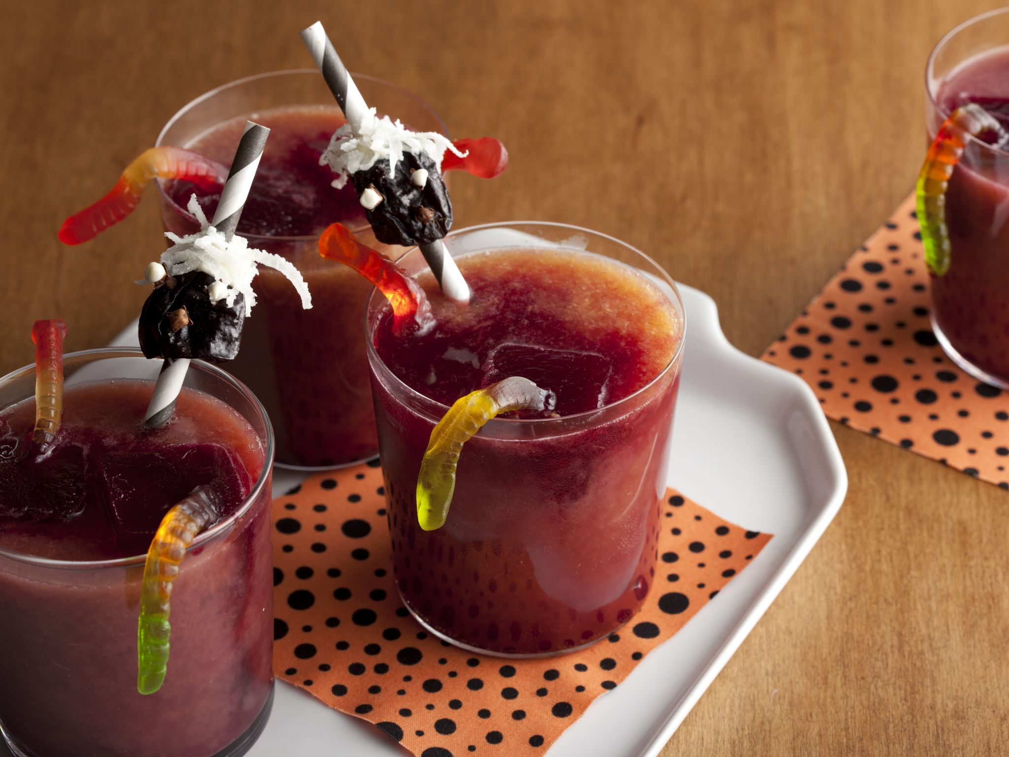 halloween drinks from sandra lee | punch recipes, halloween foods