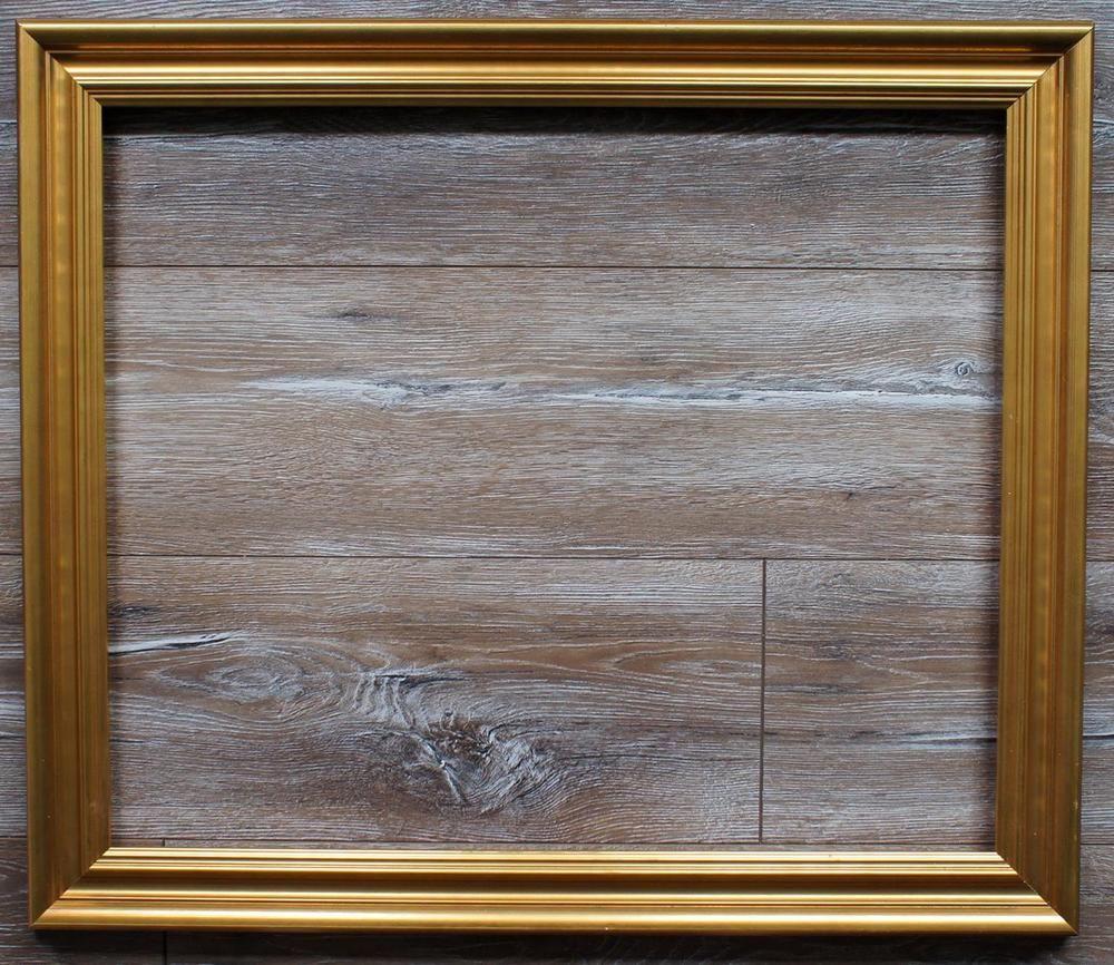 Details zu goldiger Rahmen Bilderrahmen 60 x 50 cm Innenmaß ...