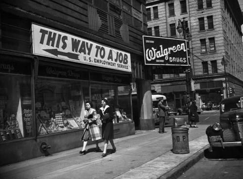 Looking for a job? THIS WAY!  [#Buffalo, c1943]
