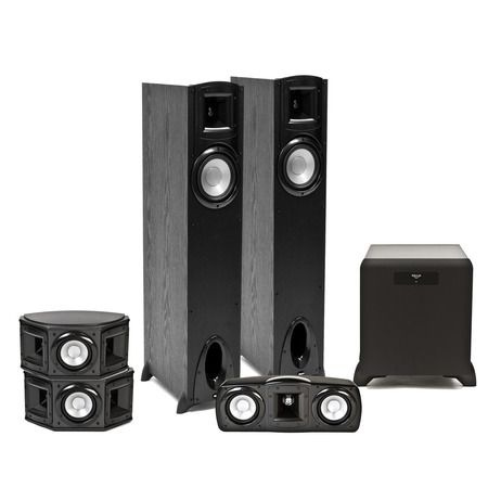 Available At Clear Audio Design Charleston Wv Phone 304 721 2604 The Lifelike Sound Produced By The F 10 Home Theater Sys Best Home Theater System Klipsch