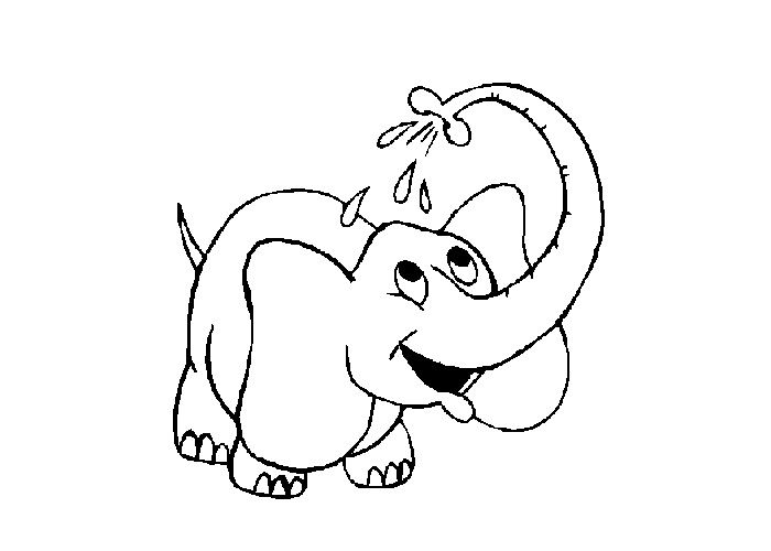Baby Animals Coloring Pages Elephant Coloring Page Cartoon Coloring Pages Animal Coloring Pages