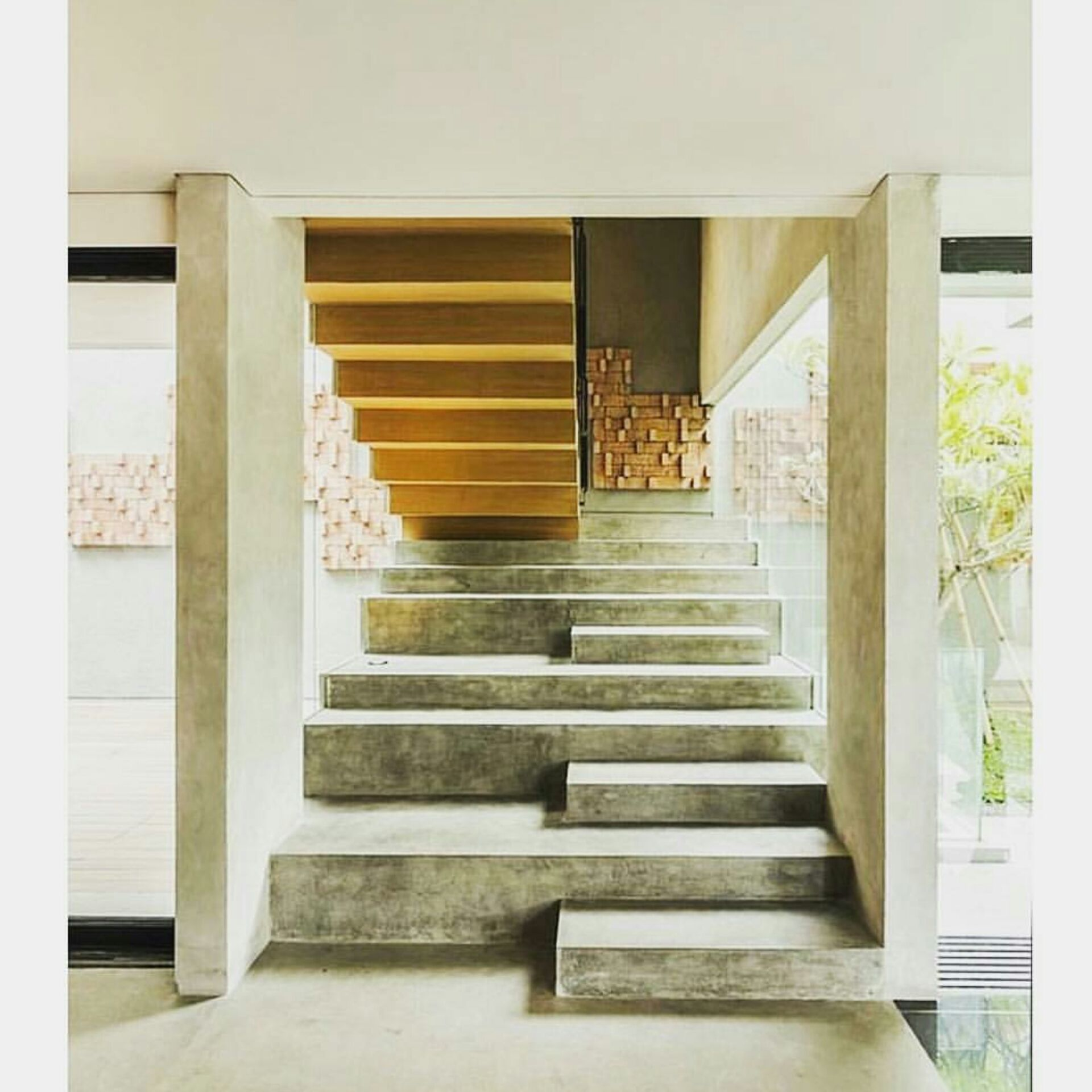 Carlo Scarpa. #dailyinspiration #architecture #concrete