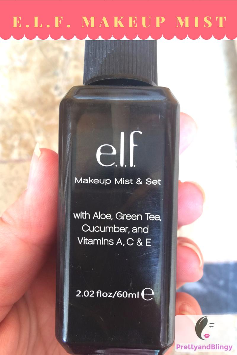 Elf Makeup Mist and Set Administracion de proyectos y