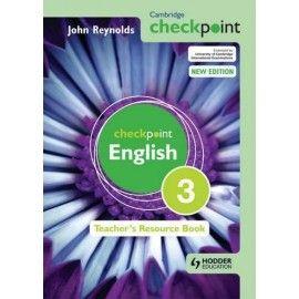 Cambridge Checkpoint English 3 Teacher's Resource | Lower