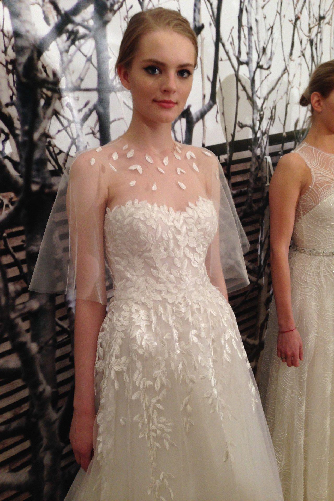 New York Bridal Week 2017 Show Report Photos Bridesmagazine Co Uk