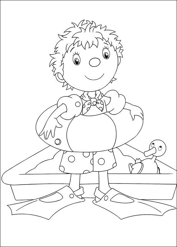 Noddy Fargelegging Tegninger 59 Coloring Pages Coloring Pages