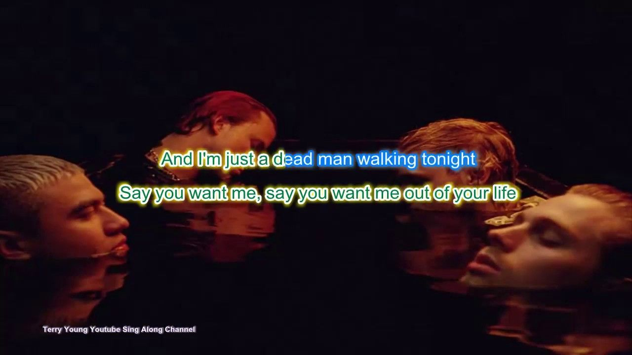 5 Seconds Of Summer Youngblood Sing Along Singing Dead Man