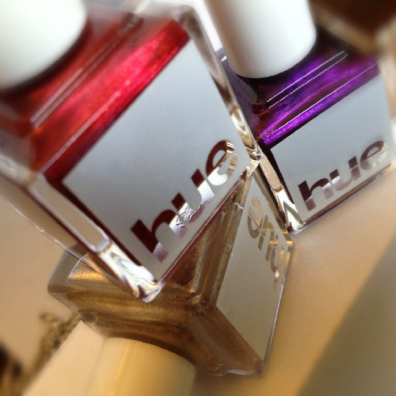 Cool nail polish branding. SquareHue.com | Graphic Design ...