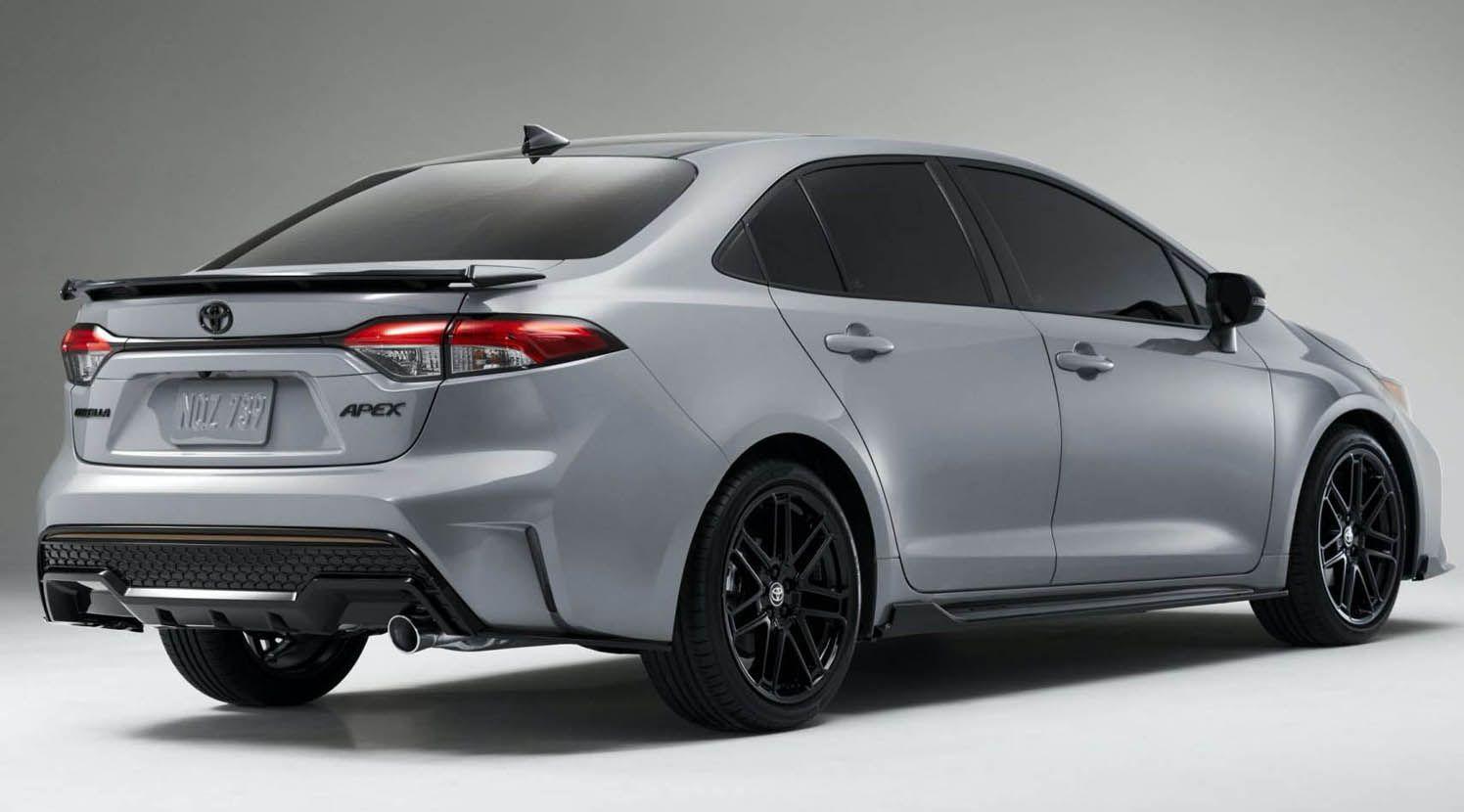 تويوتا كورولا أيبكيس 2021 الجديدة السيدان المدمجة الرياضية الحصرية والمميزة موقع ويلز In 2020 Toyota Corolla Toyota Corolla