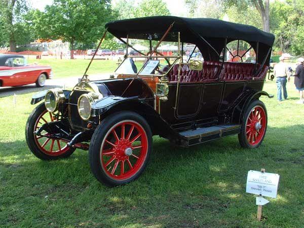 1912 Willys Overland Model 61 Dengan Gambar