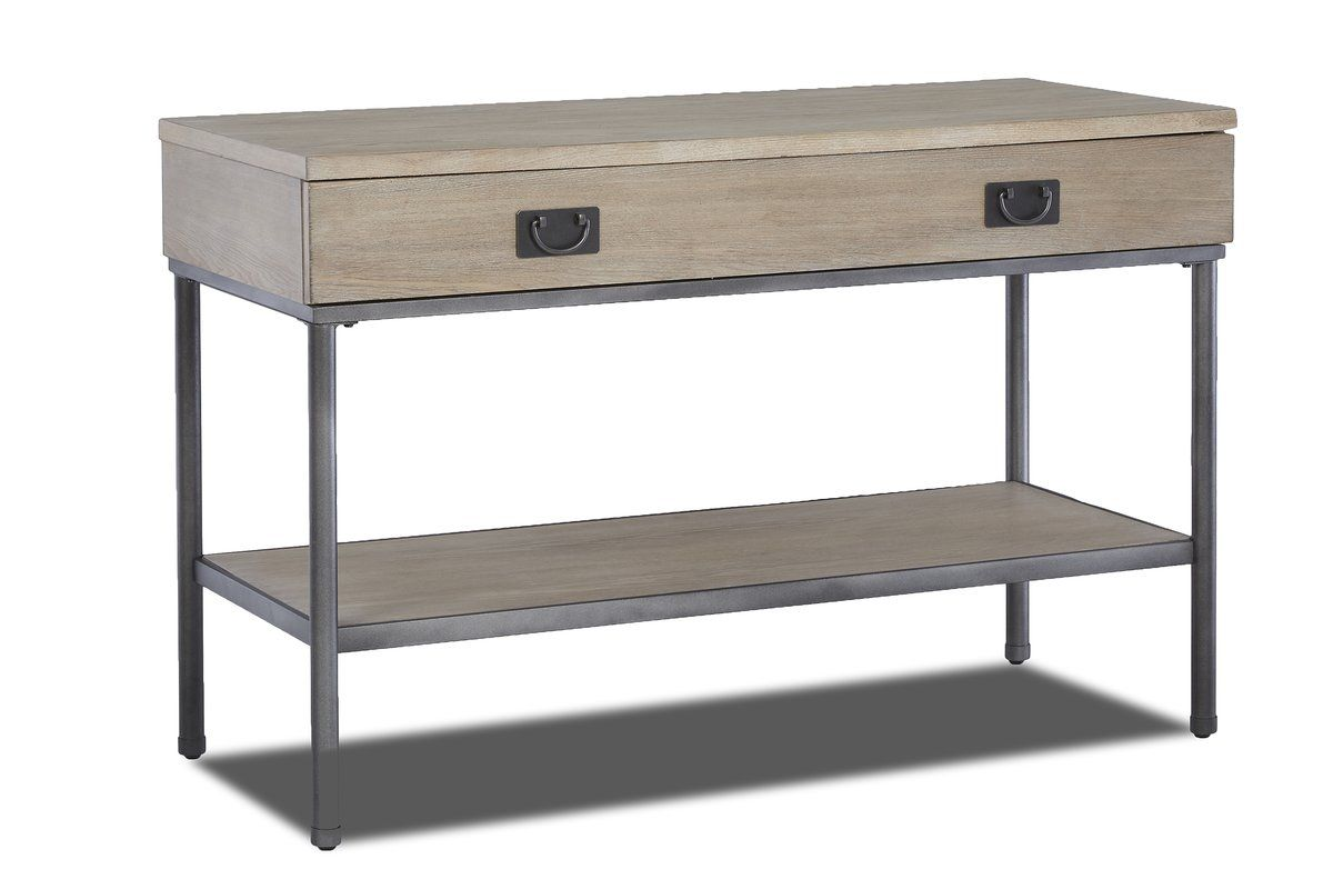 Pin By The Lifestyle Reviews On Industrial Home Klaussner Furniture Progressive Furniture Sofa Table