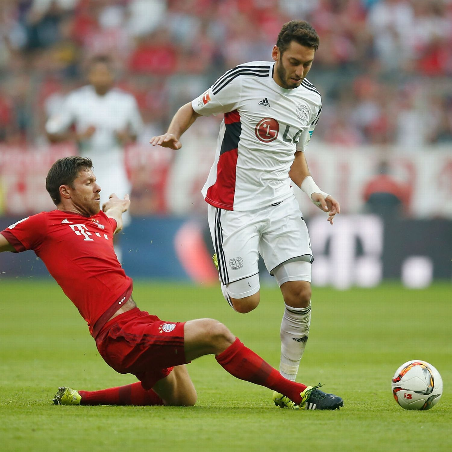 Xabi Alonso Waiting Five Or Six Months To Decide Bayern Munich