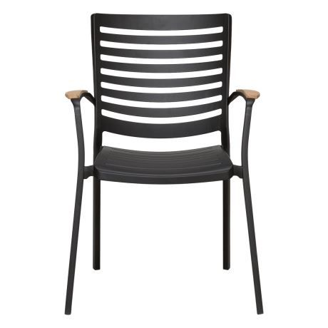 adelphi-dining-chair,-white-&-aluminium-1 | Outdoor dining ...