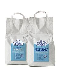Natural Healthy Food for dogs made from Fish
