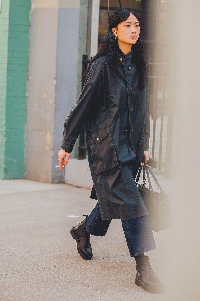 Photo of Streetstyle на Неделе моды в Нью-Йорке. Часть 2