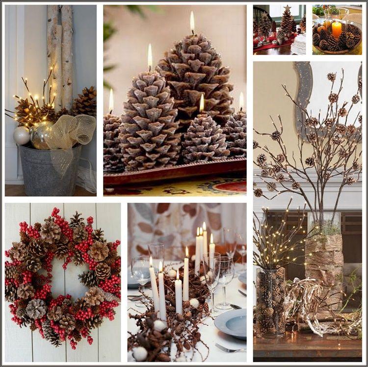 Consejos para decorar tu casa en navidad en www - Adornos navidenos casa ...