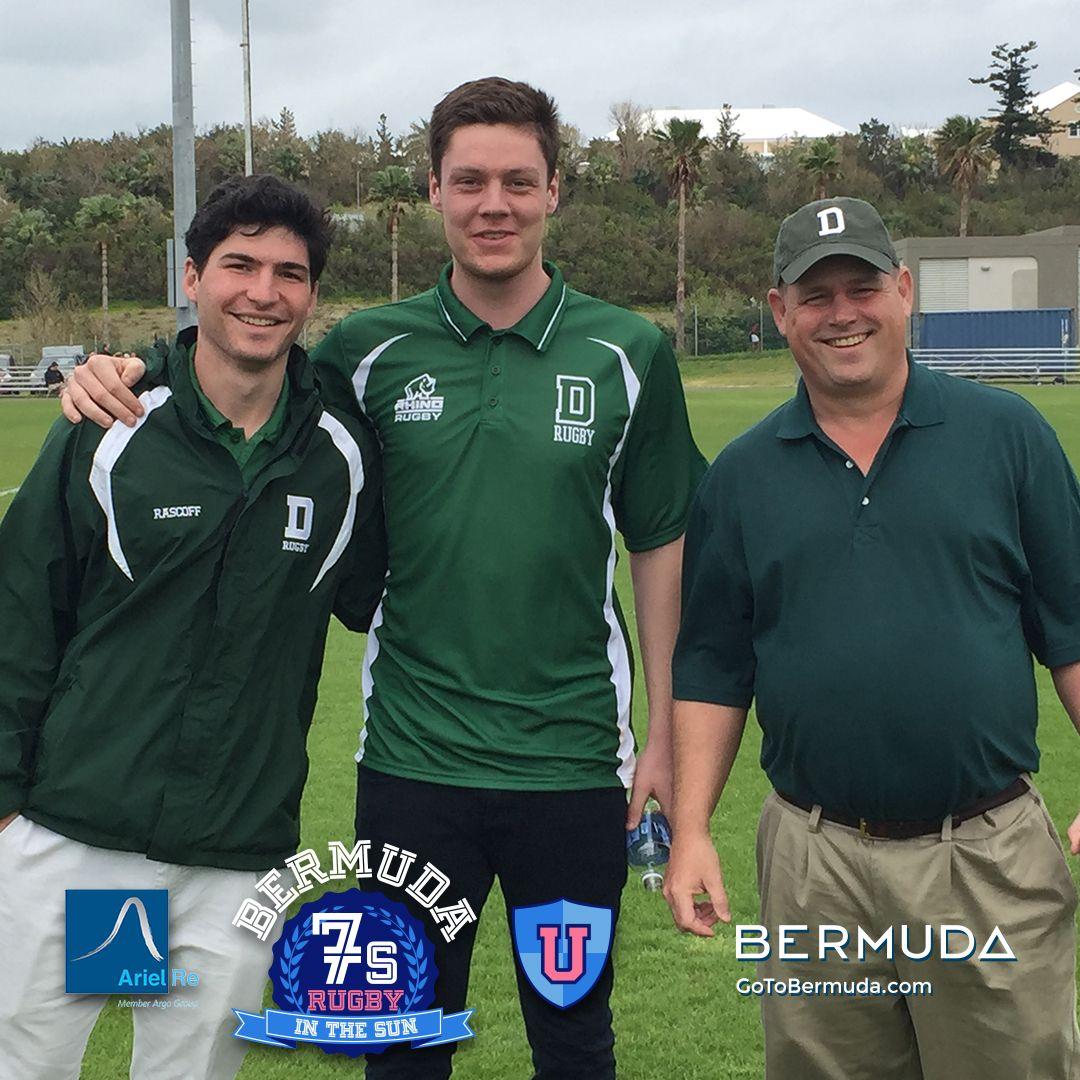 2016 Bermuda 7s Dartmouth Fans Bermuda, Rugby, Dartmouth