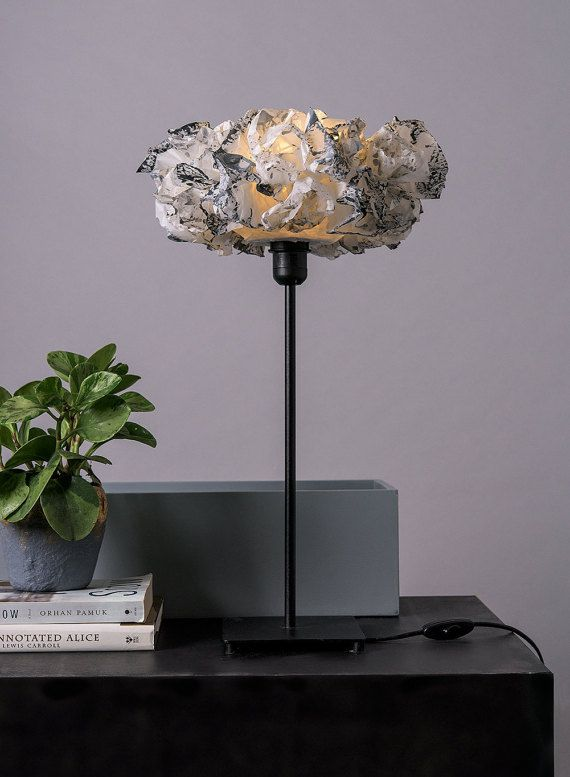 Light Grey Bedside Table: Gray Table Lamp , Night Light, Floor Light, Bedside