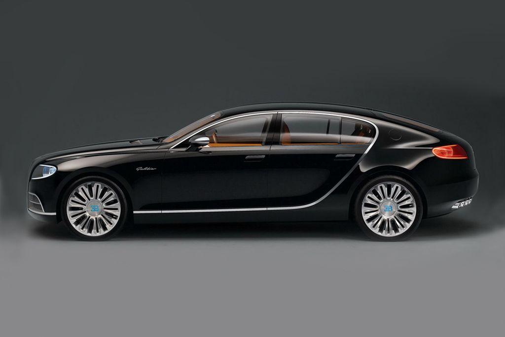 Bugatti Galibier concept car - production slated for 2015