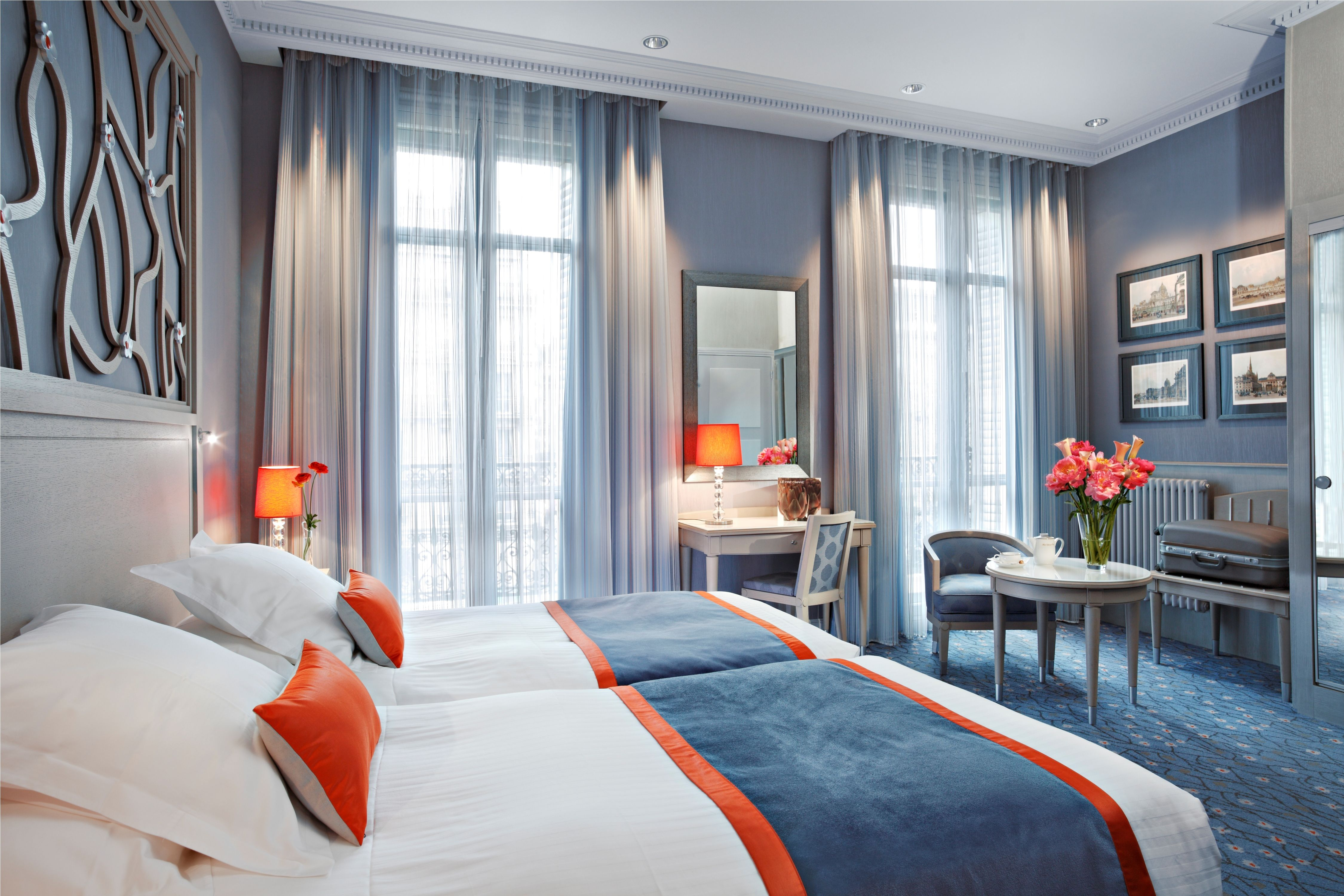 hôtel de luxe 57