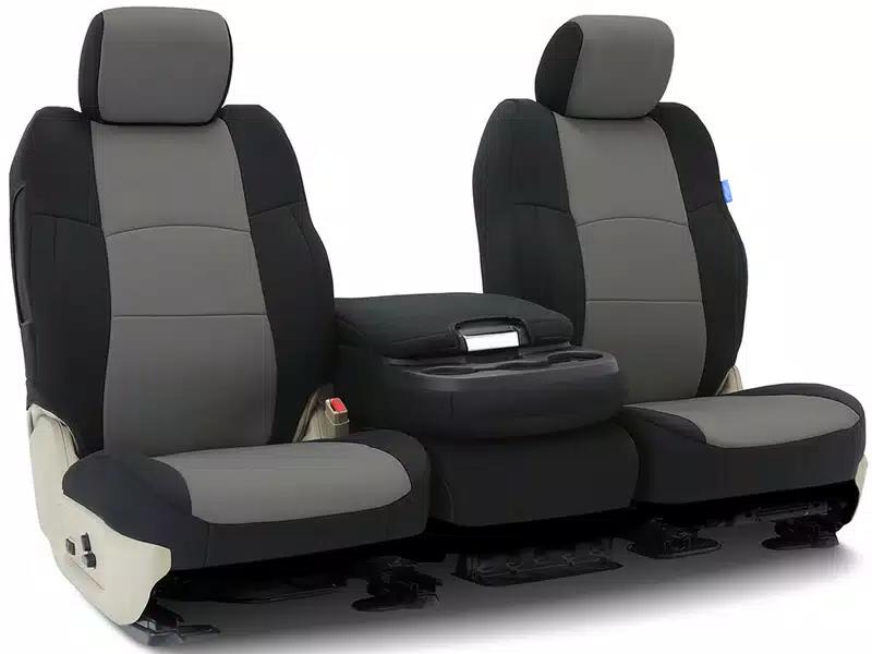 2016 Chevy Colorado Coverking Neosupreme Seat Covers Truck Seat Covers Neoprene Seat Covers Seat Covers