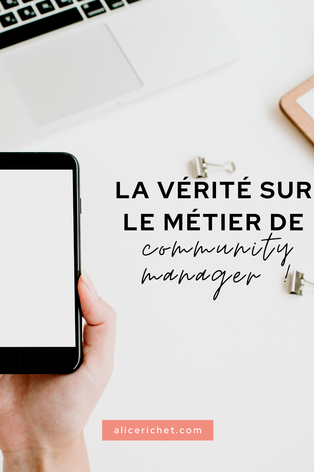 Les Prejuges Sur Les Community Manager Et La Verite Alicerichet Verite Metier Phrase
