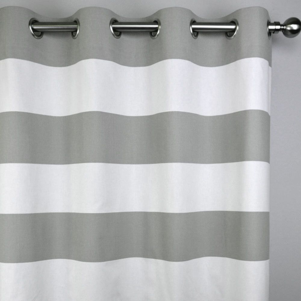 horizontal navy striped ready gray and uk curtain blue white curtains red museosdemolina info made drapes