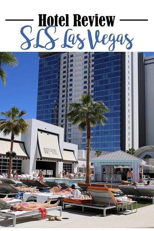 The Trekking Cat Hotel Review The SLS Las Vegas Las