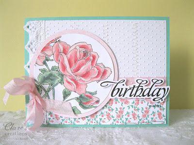 feminine card