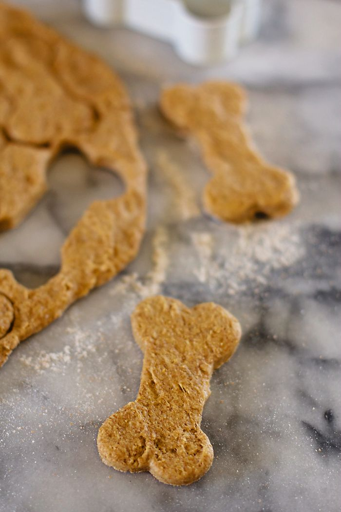 Pumpkin Coconut Oil Dog Treats Substituting The Wheat Flour