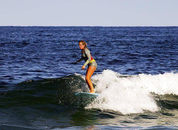 OBX Surfer Girl-©2013 Patricia Griffin Brett embedded copyright