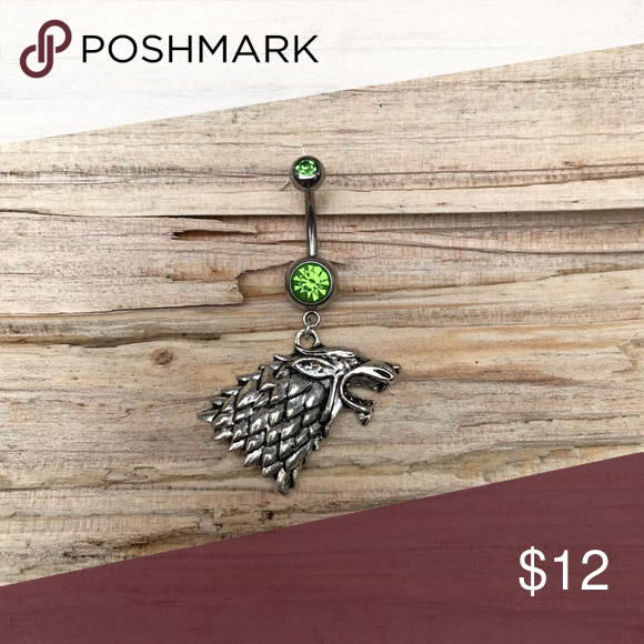 Game Of Thrones Belly Button Ring Boutique In 2019 Belly Button