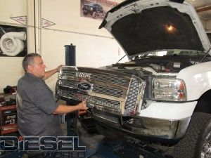 Ford 7 3l Trans Cooler Upgrade Powerstroke Diesel Diesel Cars