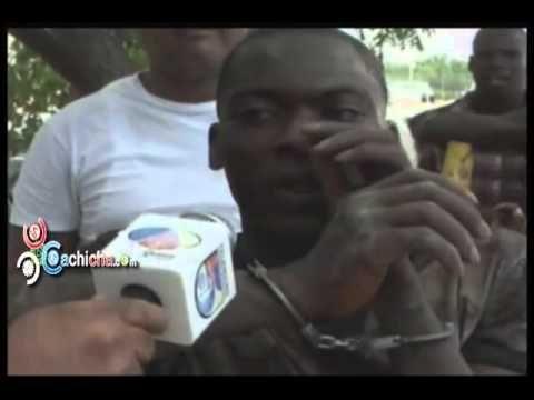 Sorprenden Haitianos con una vaca robada #Video - Cachicha.com