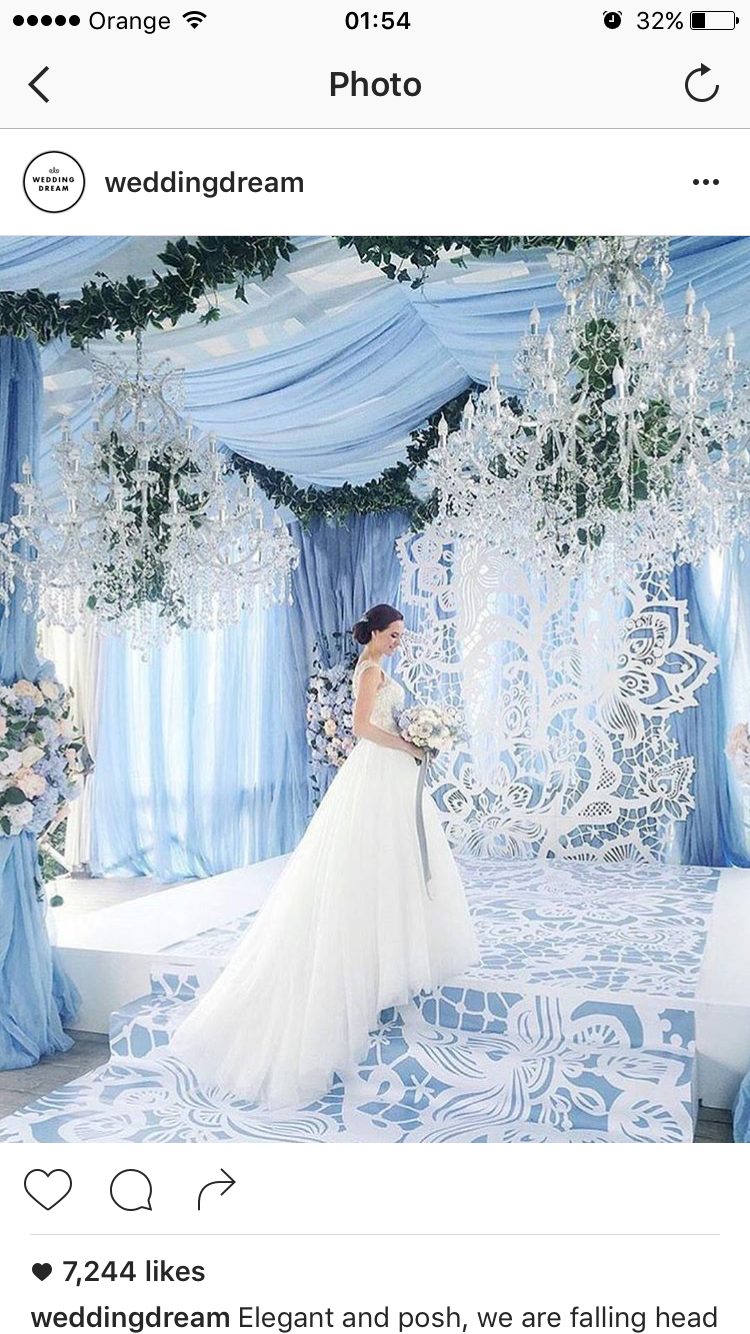 Lace backdrop into an aisle for a wedding ceremony mi civil