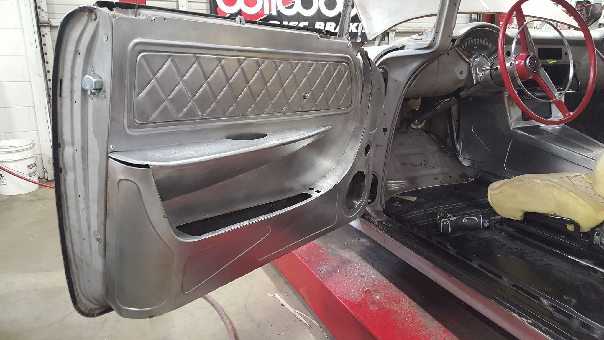Fabricated Metal Door Panels Vehicles Interior Ideas Pinterest Cars Metal And Panel Doors
