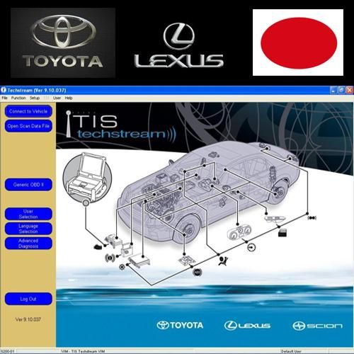toyota techstream 2018 download