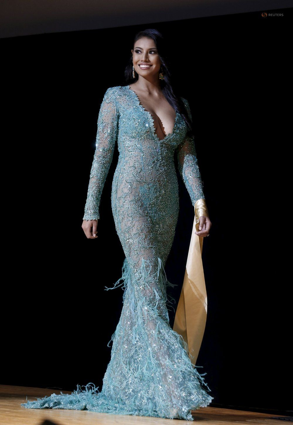 Ashley Callingbull-Burnham is the first Canadian, and the first ...