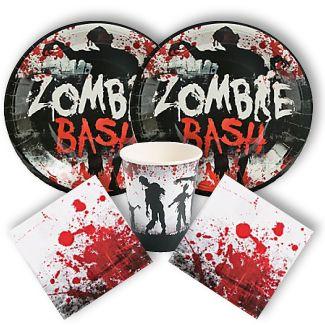 Zombie Party Supplies from wwwDiscountPartySuppliescom Zombie