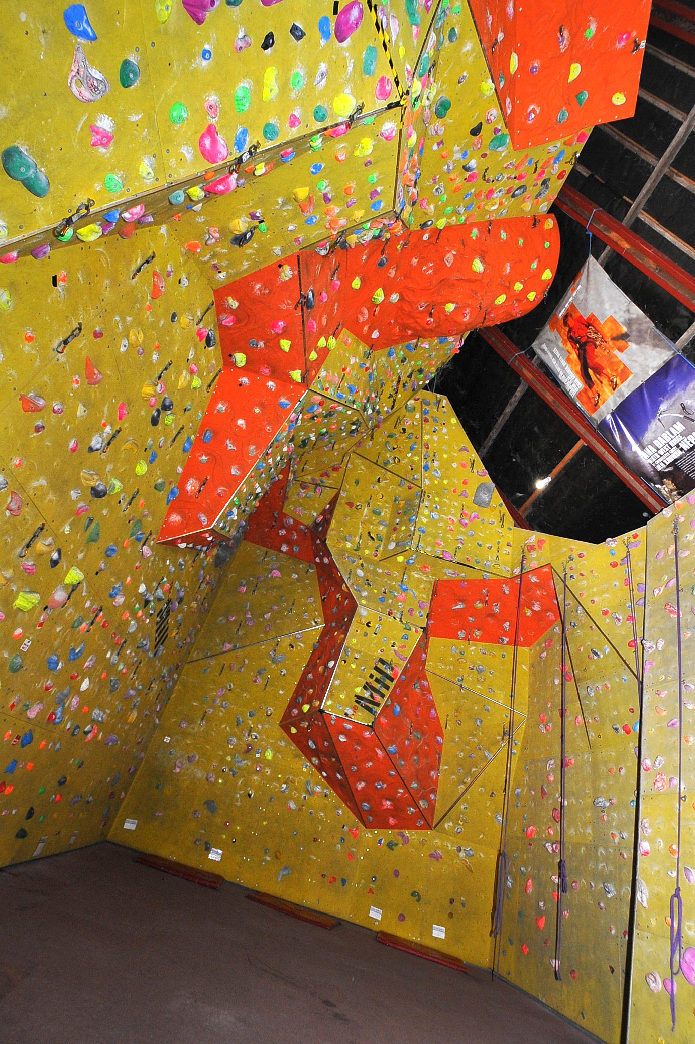Premier Indoor Climbing Wall | North Devon | Rock and Rapid ...