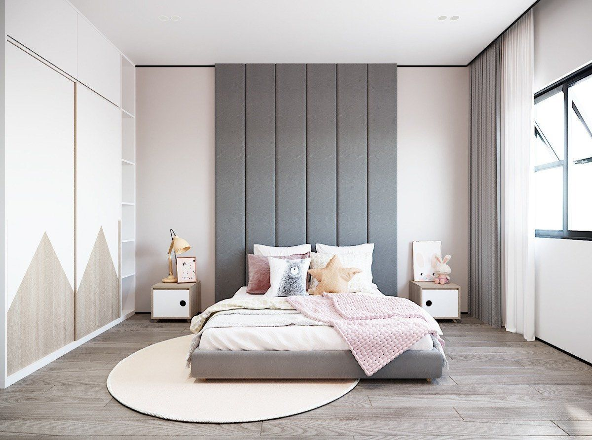 Pink and Gray Room Decor 101 Pink Bedrooms with Tips and ...