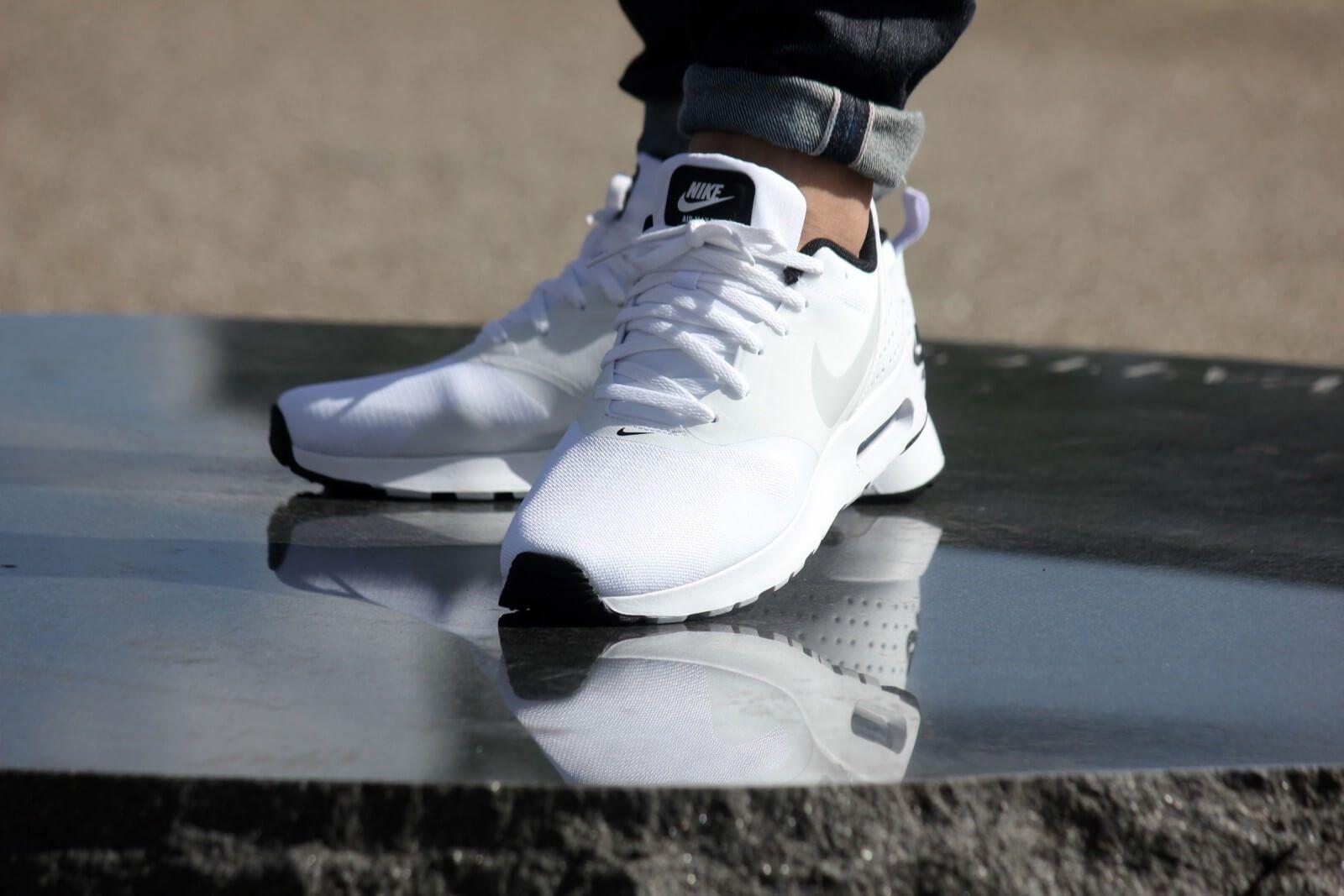Nike Air Max Tavas White, Pure Platinum
