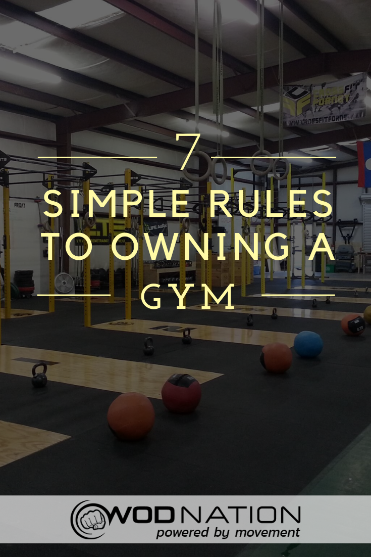 7 Simple Rules to Owning a Gym The Barbell Beauties in